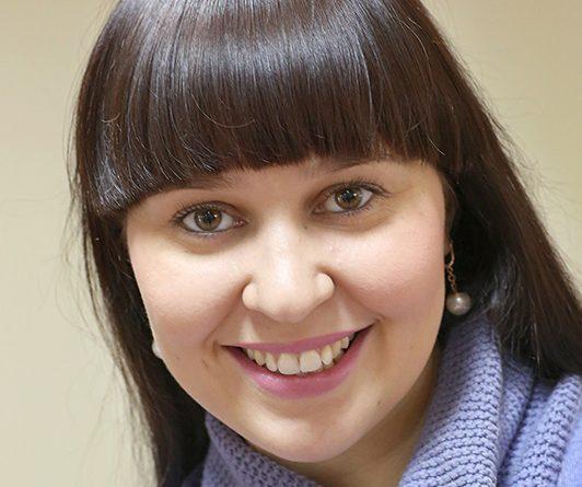Улыбина Марина Николаевна